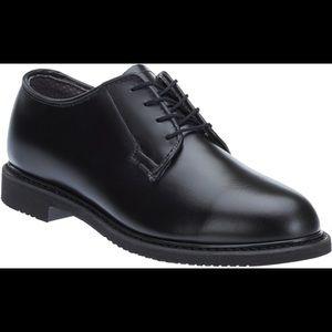Bates Leather Uniform Oxford Size 9